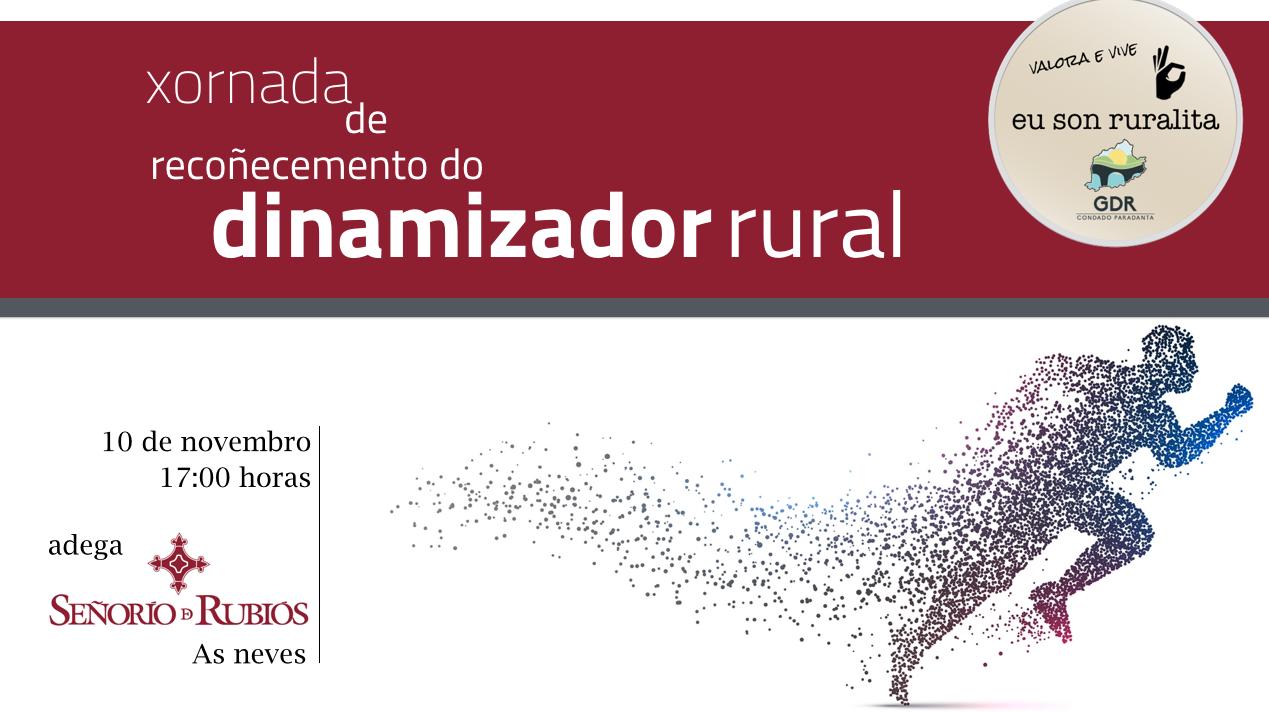 XORNADA DE RECOÑECEMENTO DO DINAMIZADOR RURAL
