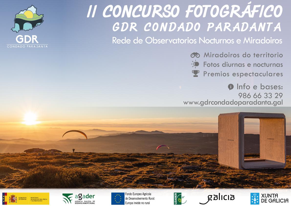 II CONCURSO DE FOTOGRAFÍA GDR CONDADO PARADANTA